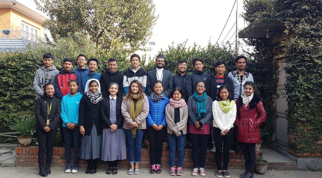 IMCS Nepal Opening Mass, 2016