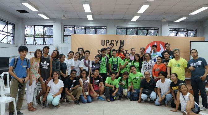 Youth Café on Migration with Philippines Ecumenical Youth