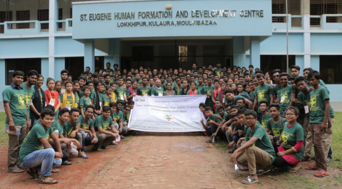 22nd National Conference of Bangladesh Catholic Students Movement